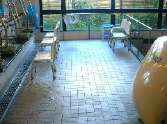 浴室も広々としており、快適な入浴が楽しめます。