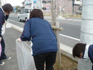 春の統一清掃(古川南DS)③