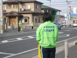 春の交通安全(古川南DS)①