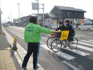 春の交通安全(古川南DS)④