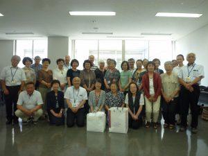 H29.7.7タオル類100枚(古川西民児協)